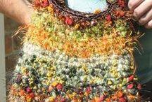 knit crochet / by Nicole Palanzi