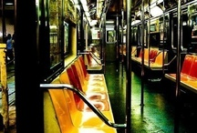 I love New York - Subway / by relivingforever