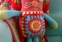 crochet - toys / by Colleen Heath