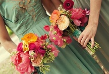 Wedding color: Green / by Lizzy A.