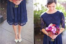 Wedding Color: Blue / by Lizzy A.
