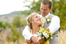 wedding color: Yellow and Gray / by Lizzy A.