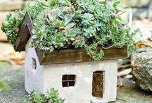Home / Garden Ideas / Home decor and gardening ideas / by Leslie Dicken