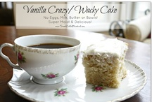 Egg Free Recipes / by Mary | Sweet Little Bluebird