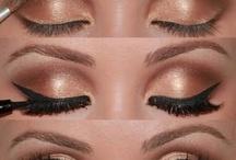 Makeup / by Allie Ridgell