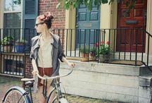 Stylish Cyclists  / by Nadia Kwok