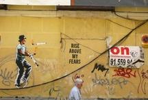 Banksy in Babylon / by Reiner Gogolin