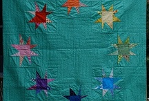 quilting & sewing / by Phoebe Harrell