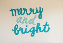 | the holidays. | / by Sarah Minerella