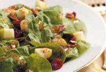 Salads / by Carolyn Finck