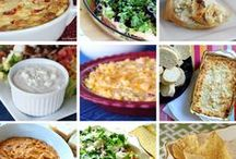 Appetizers & other yummy things to try / by Carolyn Finck