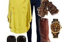 clothes / by Anna-Caroline Bridgeman