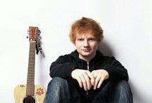 Ed Sheeran / by Ashley LaCroix