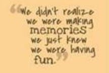 ~Childhood Memories~ / by Christina Velez