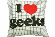 Geek L <3 VE / by Seiko Nakayu