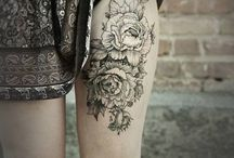 Tattoos  / by Ashley LaCroix