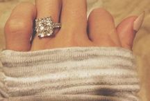 Engagement Rings  / by Ashley LaCroix