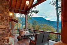 My Log Home Dream / by Allison Moody