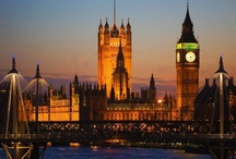 London and London's country!! / by Linda Hunter