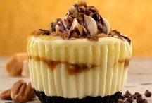Gigi's Cheesecakes / Introducing the all new Gigi's Cheesecakes! Everything you love about a Gigi's Cupcake turned into a rich and creamy treat!  / by Gigi's Cupcakes