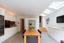Kitchen extension inspiration / by Charlotte Brooks