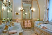 Awesome Bathroom's / by Debbie Hill
