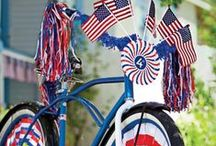 July 4th / Cards, tags, decorations for the 4th of Jly / by Teresa Woods