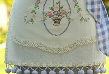 Apron's, Hankie's,And Linen's / by Debbie Hill