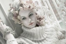 A Whiter Shade Of Pale / A White State Of Mind.Today I Am A Cloud. / by Debbie Hill