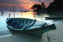 Boats / by Cat Man Du