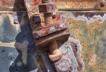 Rust never sleeps / by Cat Man Du