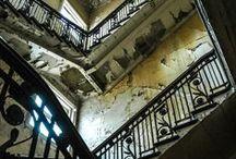 Abandoned / by Cat Man Du