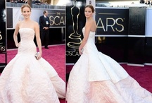 Red Carpet / Celebrities showing off at awards shows and ceremonies. / by New York Daily News