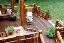 Deck time / by Crystal Wilson