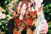 Tattoo inspiration / by Bohomia