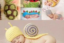Itty bitty baby crochet / by Bobbie Bennett