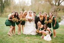 Wedding Planning / Feel free to pin anything you think Josh and I may like! / by Jessica Harris