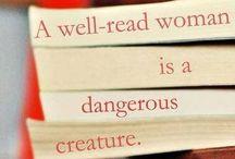 bookworm / by Ericka Herzog