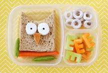 What's For Lunch? / Lunch ideas for kids. / by Kimberlee Stokes