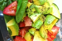 Healthy Eats... / Foods to a healthier and happier you... / by DOB Stylist