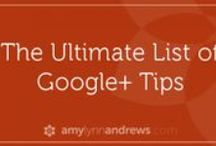 Blogging: Google+ / by Lexie's Kitchen & Living