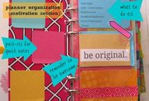 Filofax Fun / Planners, planners, planners - gathering ideas on my quest to become more organized and productive. / by Kimberlee Stokes