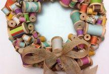 DIY Cute Wreaths! / by Jen *Craft-O-Maniac