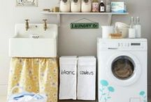 Laundry Rooms! / by Jen *Craft-O-Maniac