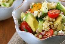 Salad Recipes / by Jen *Craft-O-Maniac