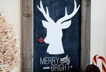 Christmas Crafts / by Jen *Craft-O-Maniac