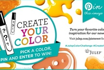 Create Your Julep Color / by Tif Wilkerson
