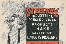 Our catalogues / Our catalogues / leaflets including archive material / by Steelway