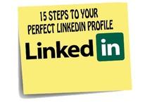 LinkedIn Tips / by Boom! Social with Kim Garst