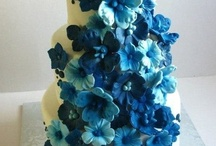 Blue Crush Wedding Inspiration / by CHROMATICgallerie